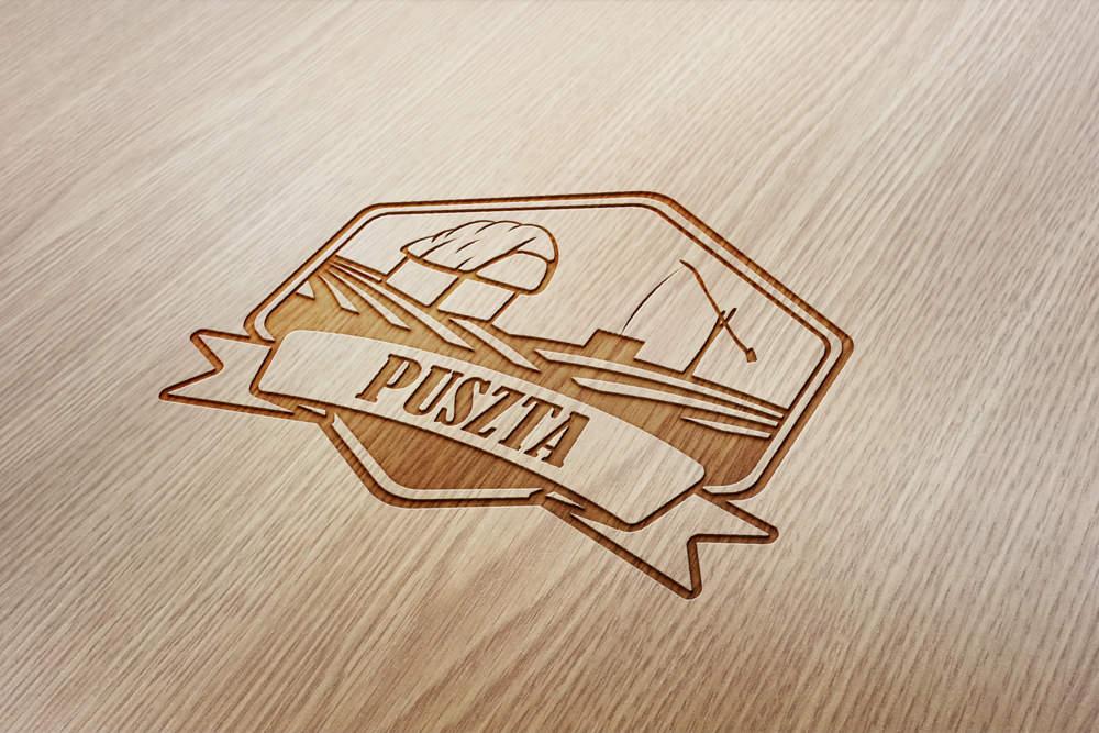 Puszta_logo_dřevo_AMcreation