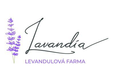 levandulové logo