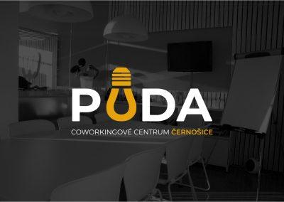 Půda_logo_coworking