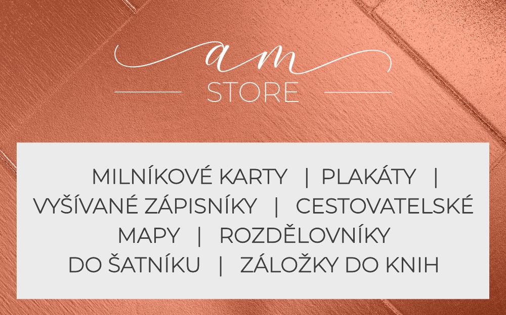 Co o nás možná nevíte | Představení AM store