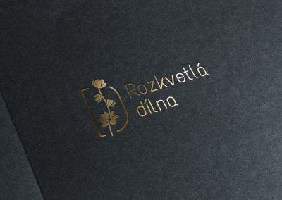 Rozkvetlá dílna_logo 5