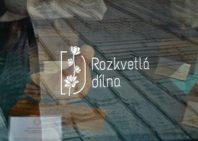 Rozkvetlá dílna_logo 2