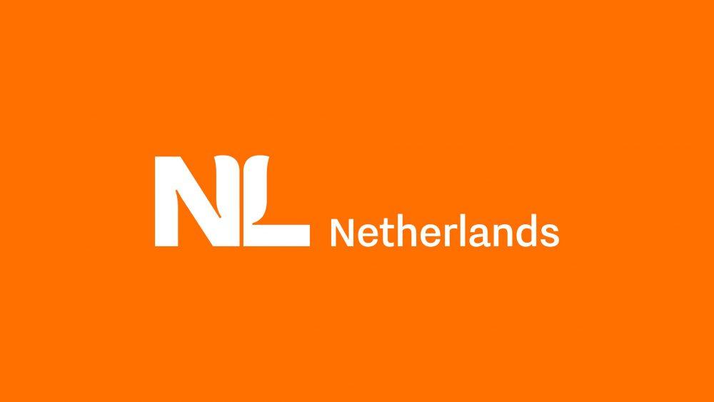 Nové logo Nizozemí