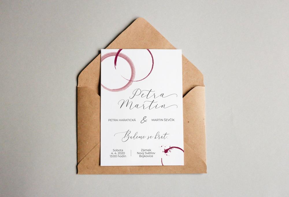 Oznámení_svatební tiskoviny_am creation
