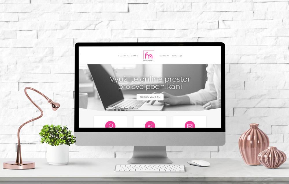 Facemarket_webové stránky_AM creation