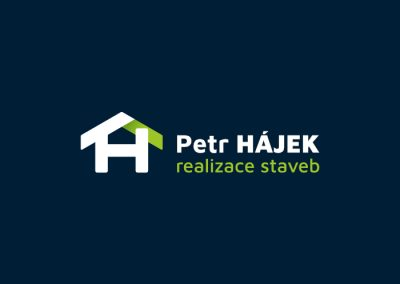 Petr Hájek – realizace staveb