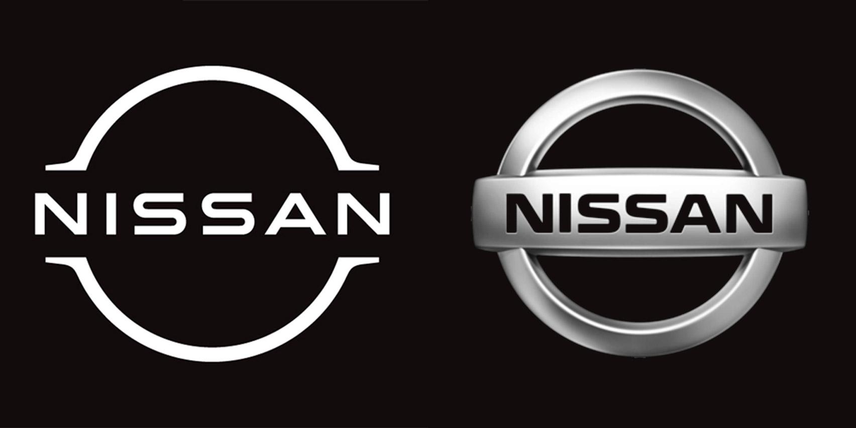 Nissan flat logo