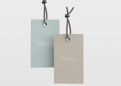 Logo Simply_by AMcreation_visačky