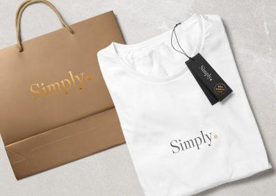 Logo Simply_by AMcreation_taška a tričko