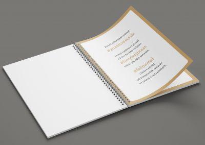 Zápisník na cesty