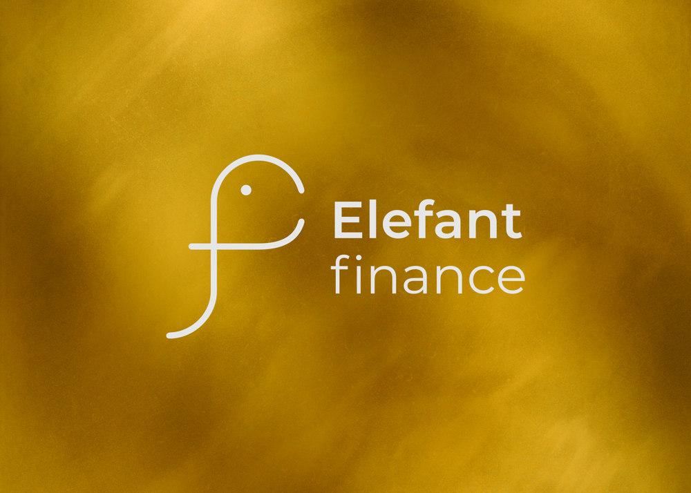 Elefant finance logo